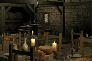 《逃出中世纪洞穴》游戏画面1