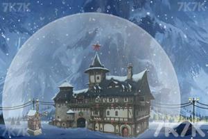 《逃离下雪魔法城堡》截图2