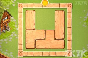 《木质拼图》游戏画面4