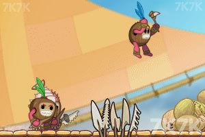 《野人试炼》游戏画面2