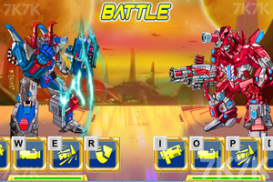 《超级机甲战士》游戏画面5