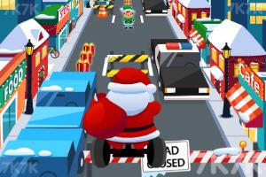 《圣诞老人酷跑》游戏画面4