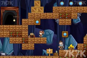 《礦工的冒險》截圖4