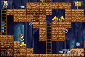 《礦工的冒險》截圖3