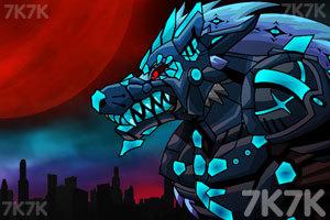 《愤怒的怪兽》游戏画面1