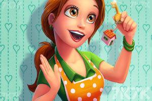 《美味餐厅11甜蜜之家》游戏画面1