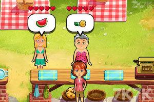 《美味餐厅12悠闲假期》游戏画面4