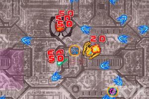 《太空勇士》游戏画面3