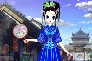 《森迪穿越古代迎新春》截图3