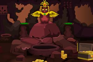 《逃离废弃洞穴》游戏画面1