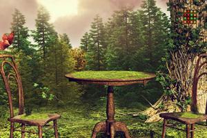 《逃离古老的花园》游戏画面1