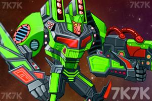 《组装战斗机器人2》游戏画面1