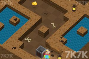 《矿工推箱子》游戏画面3