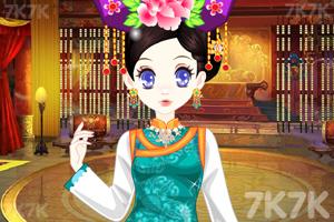 《森迪公主穿越记》游戏画面1
