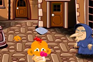 《逗小猴开心系列96》游戏画面1