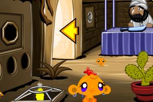 《逗小猴开心系列98》游戏画面1