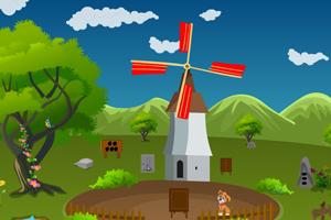 《救援大公鸡》游戏画面1