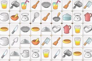 《厨具连连看》游戏画面1
