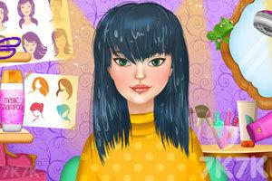 《精灵的美发沙龙》游戏画面1