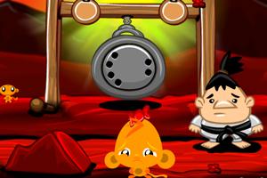 《逗小猴开心系列106》游戏画面1