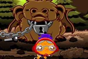《逗小猴开心系列110》游戏画面1