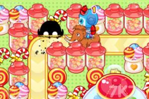 《萌版泡泡堂5》游戏画面6