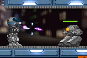 机器人大冲锋