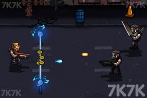 《现代战争防御战》游戏画面2