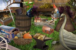《西玛拉特之井》游戏画面1