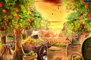 《可爱的农田》游戏画面1