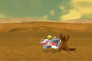 《废沙漠冒险》游戏画面1