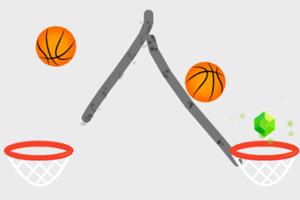 画线篮球2无敌版