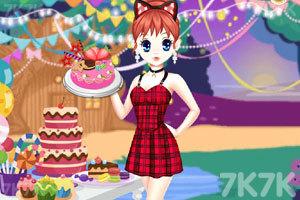 《森迪公主的派对》截图3