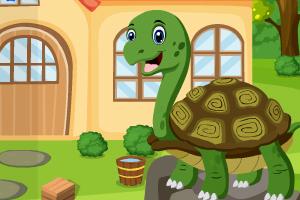 《营救小海龟》游戏画面1