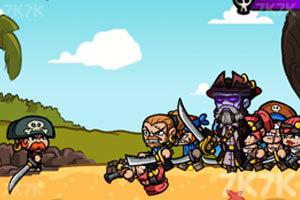 《诅咒之海》游戏画面2