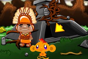 《逗小猴开心系列150》游戏画面1