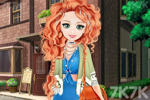 《甜美奥莉逛商场》游戏画面2
