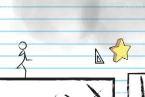 《火柴人学校跑酷》游戏画面1