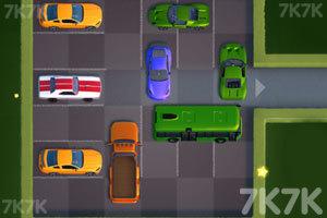 《汽车华容道》游戏画面3
