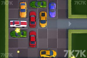 《汽车华容道》游戏画面1
