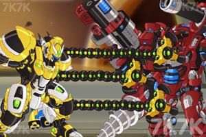 《超级机器人战斗2》截图1