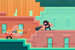 《代理枪手》游戏画面1