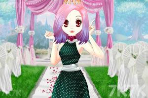 《森迪公主的可爱装扮》截图3