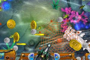 《街机钓鱼》游戏画面1