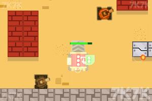 《装甲爆破坦克》游戏画面2