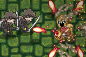 《复活的骑士中文无敌版》游戏画面1