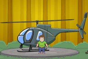 《拯救胖男孩》游戏画面1