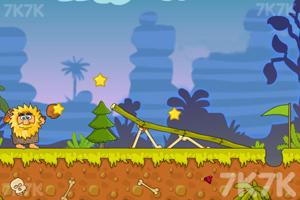 《亚当玩高尔夫》游戏画面2