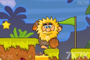 《亚当玩高尔夫》游戏画面3