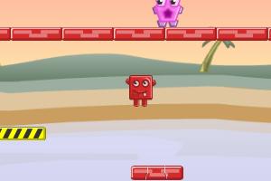 《红色盒子小人》截图1